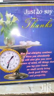 Picture Frame With a Working Clock | Home Accessories for sale in Greater Accra, Kwashieman