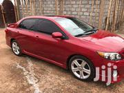 Toyota Corolla 2012 Red | Cars for sale in Northern Region, Saboba