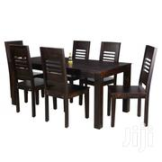 Dinning Set 6 Seater Brown | Furniture for sale in Greater Accra, Adenta Municipal
