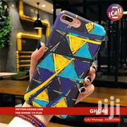 Pattern Design Case for iPhone 7plus or 8plus   Accessories for Mobile Phones & Tablets for sale in Greater Accra, Tema Metropolitan