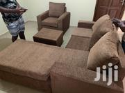 Italian Sofa Bed N Chair | Furniture for sale in Greater Accra, Burma Camp