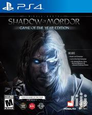 Middle-earth™:Shadow Of Mordor™ Game The Year Edition   Video Games for sale in Greater Accra, Adenta Municipal