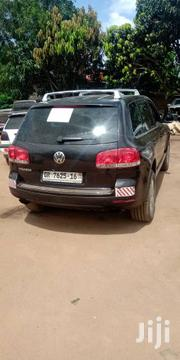 Volkswagen Touareg 2008 Black | Cars for sale in Greater Accra, East Legon