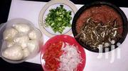 Banku And Hot Pepper | Meals & Drinks for sale in Greater Accra, Kwashieman