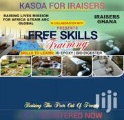 Training On Bio Digester, 3d Epoxy | Classes & Courses for sale in Greater Accra, Accra Metropolitan