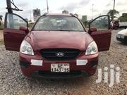 Kia Rondo 2009 Red | Cars for sale in Greater Accra, East Legon