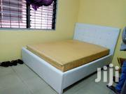 Quality Double Bed With Mattress | Furniture for sale in Greater Accra, Accra new Town