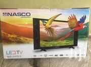 "NASCO 24"" LED Digital Satellite TV (NAS-J24FB-S)+Mount 