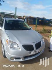 Pontiac Vibe 2005 Gray | Cars for sale in Greater Accra, Nungua East