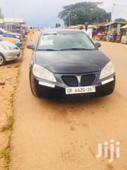 Pontiac G6 2006 GT 4dr Sedan Black | Cars for sale in Eastern Region, Kwahu North