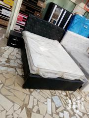 Double Bed With Matress+Drawer 😍 | Furniture for sale in Greater Accra, Bubuashie