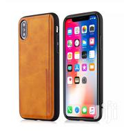 Leather Case for iPhone Xsmax Xr Xs X 8plus 7plus 6plus 8 7 6 | Accessories for Mobile Phones & Tablets for sale in Greater Accra, Ga South Municipal