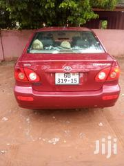 Toyota Corolla 2007 Red | Cars for sale in Greater Accra, Adenta Municipal