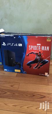 Playstation (Ps4) PRO Spider-man Bundle | Video Game Consoles for sale in Greater Accra, Accra Metropolitan