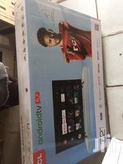 Fresh In Box TCL 32-satellite AI Android Smart TV | TV & DVD Equipment for sale in Greater Accra, Adabraka