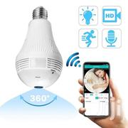 -Wifi CONNECT Camera 360 Degree Light Bulb | Photo & Video Cameras for sale in Greater Accra, Cantonments