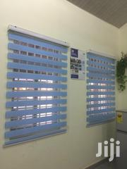 Classy Sea Blue Zebra Blinds | Home Accessories for sale in Greater Accra, Tema Metropolitan