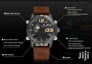 Naviforce Sports Watch