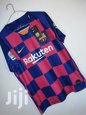Barcelona 19/20 Home Jersey