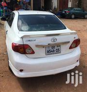 Toyota Corolla 2010 White | Cars for sale in Volta Region, Nkwanta North