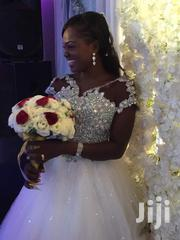 Luxurious Wedding Gown With Diamond Stones | Wedding Wear for sale in Ashanti, Kumasi Metropolitan