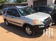 Honda CR-V 2006 LX 4WD Automatic Silver | Cars for sale in Greater Accra, Dansoman