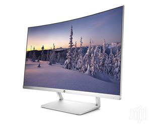 "HP 27"" Curved Monitor"