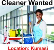 Cleaner Wanted | Housekeeping & Cleaning Jobs for sale in Ashanti, Kumasi Metropolitan
