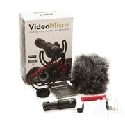 Rode Videomicro Compact On-camera Microphone | Audio & Music Equipment for sale in Greater Accra, Accra Metropolitan