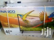 New In Box Nasco LED TV Digital And Satellite 40inches   TV & DVD Equipment for sale in Greater Accra, Nii Boi Town