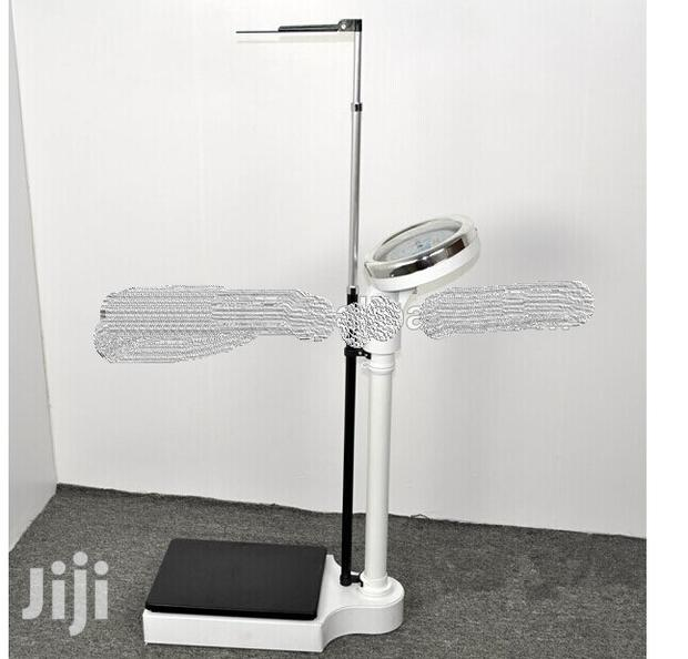 180kg Mechanical Scale With Ruler