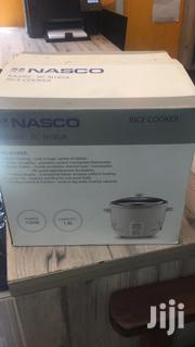 Nasco NAS-CM18A Rice Cooker - 1.8 Litres - White   Kitchen Appliances for sale in Greater Accra, Adabraka