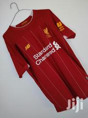 Authentic Liverpool 2019/2020 Home Jersey | Clothing for sale in Greater Accra, Adenta Municipal