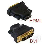 Dvi To HDMI Conveter | Cameras, Video Cameras & Accessories for sale in Greater Accra, Accra Metropolitan