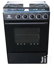 Nasco 4 Burner Gas Cooker With Oven Stainless Steel   Kitchen Appliances for sale in Greater Accra, Accra Metropolitan