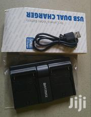 Dual Usb Battery Charger For Sony F970/F950/F750/F770 Batteries | Cameras, Video Cameras & Accessories for sale in Greater Accra, Accra Metropolitan