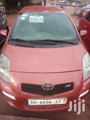 Toyota Yaris 2005 1.3 Red | Cars for sale in Greater Accra, Achimota