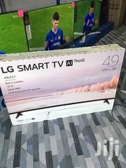 """LG 49"""" Smart Satellite Webos TV 