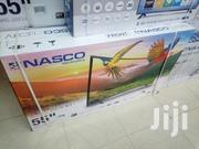 Nasco Smart Curved Uhd 4K TV 55 Inches | TV & DVD Equipment for sale in Greater Accra, Adabraka
