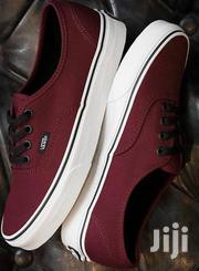Original Vans Wine | Shoes for sale in Greater Accra, East Legon (Okponglo)