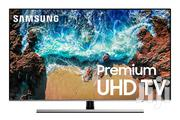 "Samsung UN75NU8000FXZA Flat 75"" 4K UHD 8 Series Smart LED TV 