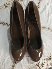 BROWN MIRROR HEEL SHOE | Shoes for sale in Greater Accra, Adenta Municipal