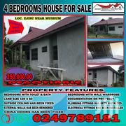 Affordable House for Sale | Houses & Apartments For Sale for sale in Ashanti, Ejisu-Juaben Municipal