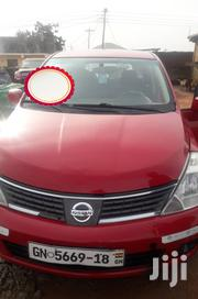 Nissan Versa 2011 1.8 S Hatchback Red | Cars for sale in Greater Accra, Teshie-Nungua Estates