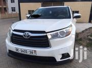 Toyota Highlander 2016 XLE V6 4x2 (3.5L 6cyl 6A) White | Cars for sale in Greater Accra, Accra Metropolitan