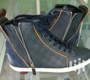Louis Vuitton Canvas Sneakers Shoes | Shoes for sale in Greater Accra, Accra new Town