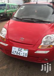 Daewoo Matiz 2008 0.8 S Red | Cars for sale in Greater Accra, Alajo