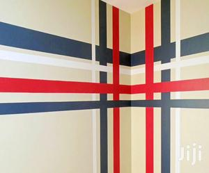 Modern Room Painting and Decor. We Work Anywhere. CALL US NOW!
