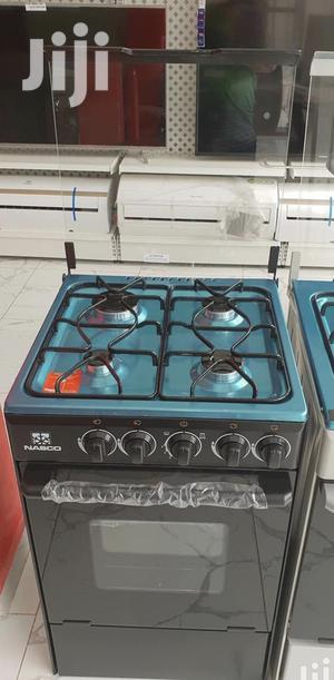 Quality Nasco 4 Burner Gas With Oven