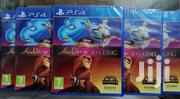 Aladdin And Lion King Ps4 | Video Games for sale in Greater Accra, East Legon